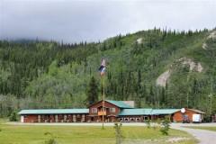 Historic Lodge/Hotel, 17 Rooms, Restaurant & Bar, RV Campground - Tonsina River Lodge