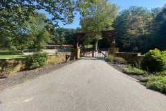 272 acres for sale in Brown County, IN 35 Acre Lake, Lodge, Log Home, Pool