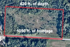 5229 Cheshire Road Galena Ohio Commercial Land (10.5 Ac.)