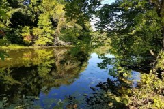 177 acres Farmland with River Frontage in Galen NY River Road bordering State Land