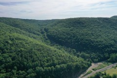 House with 500 acres of Timberland and Farmland on the Canisteo River in Cameron NY 4419 County Route 119