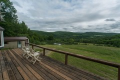 262 acres Hunting Retreat with Cabin in Hartsville NY 5135 Purdy Creek Road