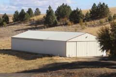 Productive Wheat Farm! 1,036 Acres, Whitman County, Washington