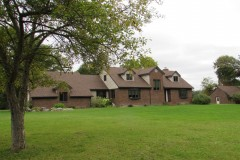 Private Country Home with Pond For Sale in Holly, MI