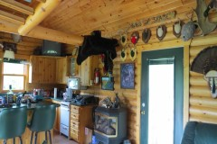 Hunting & Recreational Land with Log Cabin For Sale in East MN
