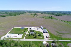 Profitable Row Crop Farm with Hunting Land For Sale in Northeast MO