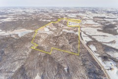 Trophy Hunting & Recreational Ranch For Sale in Wapello County, IA