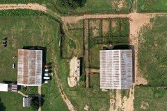 Choctaw County, OK Cattle Ranch & Farm with Home For Sale