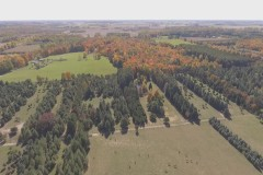 Sanilac County, MI Elk Hunting Ranch with Home For Sale