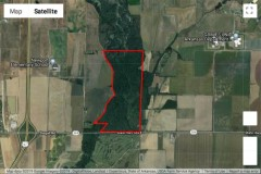 320 +/- Acres, Duck and Deer Hunters Affordable Dream Property with Village Creek running through it, Newport, AR Jackson Co.