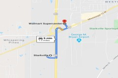11.4 Commercial Acres in Oktibbeha County in Starkville, MS
