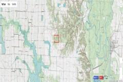 Prairie County, Arkansas' Honey Creek Tract. +/-240 Acres of Duck & Deer Hunting