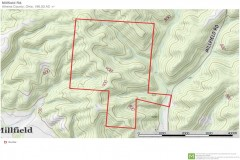 Millfield Rd - 196 acres - Athens County