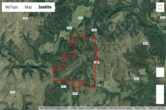 1799 +/- Acres Wildlife Oasis and Ranch Land in Osage County, Oklahoma
