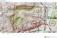 Scenic Rd - 71 acres - Perry County