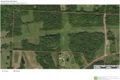 Rural Dale Rd - 83 acres - Muskingum County
