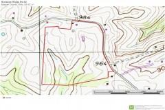 Buckeye Ridge Rd - 52 acres - Morgan County