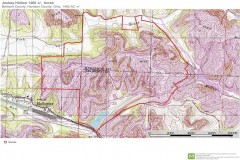 Jockey Hollow - 1465 acres - Belmont and Harrison County