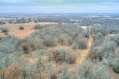 Gorgeous 505 +/- Acre Ranch in Alex, OK - Truly A Hunters Paradise