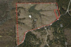 Pastoral Farm with 5-Acre Lake and Scenic Views