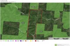 Tick Ridge - 209 acres - Lawrence County
