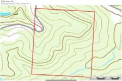 Imlay Rd - 42.8 acres - Muskingum County