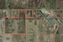 316 Acres & Farm House-shop - amazing hunting Retreat Portal, ND