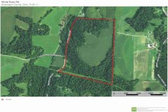 White Eyes Rd - 74 acres - Muskingum County