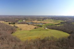 Sumner County, TN Farm & Ranch with Hunting Land For Sale