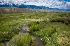 Little Eight Mile Ranch on the Lemhi River