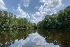 3 AC Fishing Pond w/ Cabin Sites