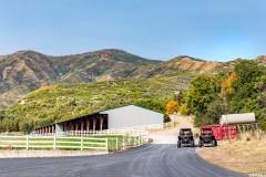 3,387 Ac Ranch w/Luxury Home in Springville, UT