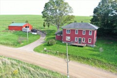 182 acre Farm with House and Barn in Whitesville NY 504 Snow Road